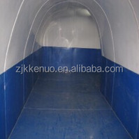 Coal industry plastic liners / hopper lining in uhmwpe sheet / low coefficient of friction uhmwpe plastic liner sheet
