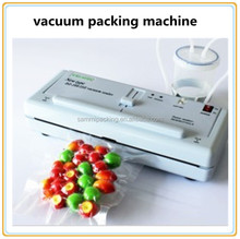 High Quality Household vacuum sealing machine,vacuum packing machine for food,fruits,vegetables,sea food,etc