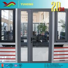 2016 New Product Good Price High Speed double glazing bi folding door