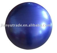 green Yellow Bule sliver colours PVC Gym Balls(Test Reports Available)