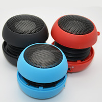 best hamburger wired mini speaker portable music gift speaker for laptop,mobile phone