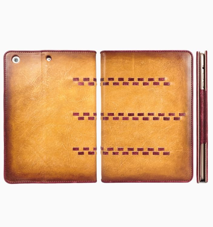 Premium Handmade Retro Genuine Leather Case for iPad Air 2 Case