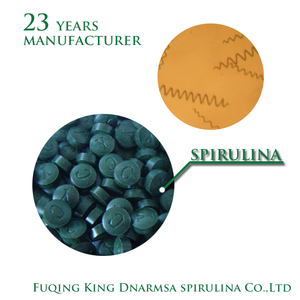 OEM private label Spirulina 250mg Tablets - Food supplement