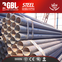 building material carbon round hs code welded steel pipe