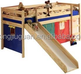 modern Children bed bunk bed cabin bed
