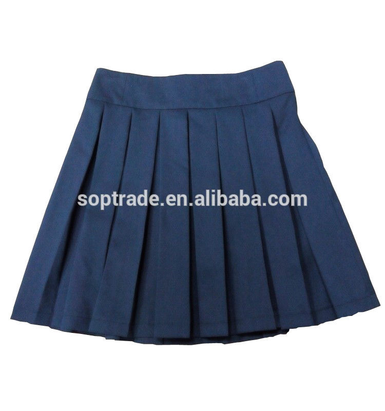 School Uniform Manufacture School Uniforms Girls Japanese Short Skirt