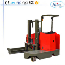 1.5T/2.0T/2.5T electric narrow aisle forklift price,3.0m-7.2M lifting Side loading reach truck