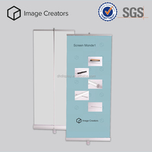 Durable Aluminum Rolling Display Banner