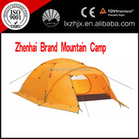 2014 High Quality Outdoor 4 seasons waterproof mountain leisure tents camping