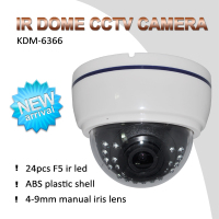 "1/3""SONY CCD (AVS03A+AR0130), 1000TVL WDR, 0.013lux, OSD, 3DNR,Face detection Night Vision Dome Camera"