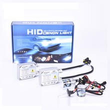 Factory Supply H11 H9 9005 9006 55W 35W Digital Electronic Ballast All In One Mini Hid Kit