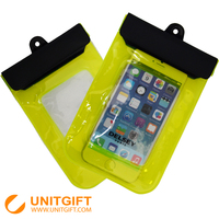 PVC Waterproof Phone Pouch, Waterproof Phone Case, Waterproof Phone Bag
