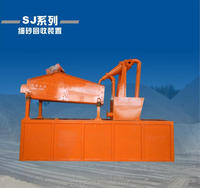 competitve sand recovery system for mine, quarry, highway, railway construction, manufacturer, plant, factory price