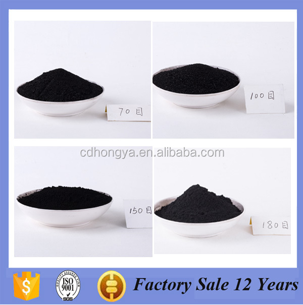 Hot sale high quality factory price of activated carbon powder
