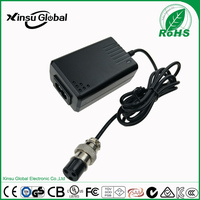 Australia market Desktop type Lead acid battery charger 12v 1a 1.5a for garden power tools