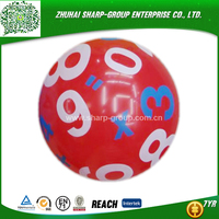 Eco-Friendly PVC bounce hopper pvc inflatable toys ball