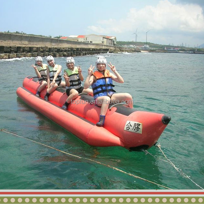 towable banana boat inflatable water sport game on sale