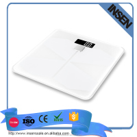 For IPhone IPad & IPod Smart Weight Body Fat Bluetooth Scale