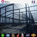 China low cost prefabricated steel structure frame cold storage warehouse plan