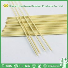 Wholesale Golf Eco-friendly Natural Bamboo Skewer Without Knot