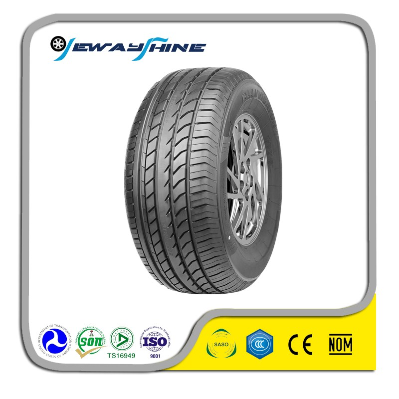 High performance passenger car tire from China with reasonable price Size 195/60R15 225/60R16
