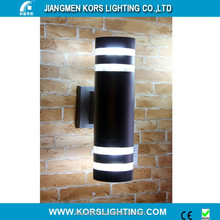 IP65 outdoor wall light ,wall lamp , up and down wall light CE & ROHSk (42003)