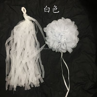Factory Supply 12 inch Party Decoration Hanging Tissue Paper Pom Poms