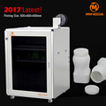 MINGDA MD-666 Large 600 x 600 x 600mm 3D Printer for Pot Printing , Nylon 3D Printer Filament Made in China for Hot Sale