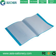 Factory OEM Office A4 PP Display Book with 80 100 pockets File folder