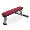 fitnes equipments flat bench dimensions/gym bench XF24