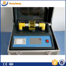 Insulating oil break down voltage BDV tester, dielectric strength tester