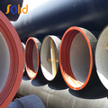 EN545 150mm Cement Lined Ductile Iron Sewer Pipe