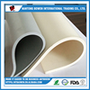 White Plastic Sheet Rubber Sheets For