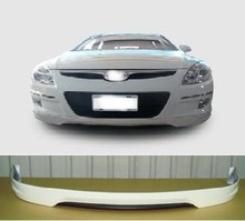 ABS FRONT BUMPER LIP FOR HYUNDAI I30 CW 2009 AFTERMARKET BODU PART FRONT LIP