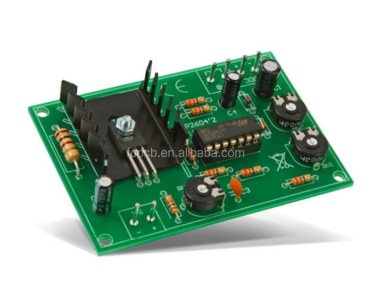 인쇄 회로 기판 제조 공정 조립, 저렴한 비용으로 프로토 타입 pcb 보드 FR4의 94v0의