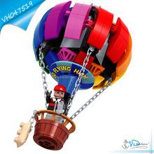 Hot Air Balloon Toy Connecting Building Blocks