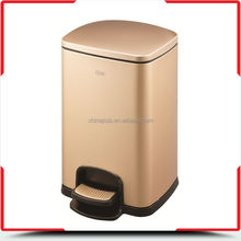 Top sell trade assured stainless steel automatic trash bin/can