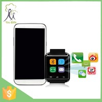 for cellphones smooth the appearance conpetitive price high quality Smart buletooth U watch U8