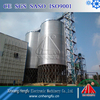 Metal vertical storage steel silos feed tower used for livestock farm