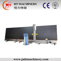 Insulating glass sealant spreading machine Auto sealing line Automatic sealant sealing machine manufacturer best price