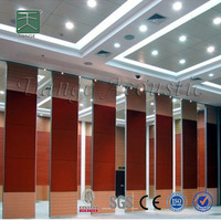 movable partition panel soundproofing building materials