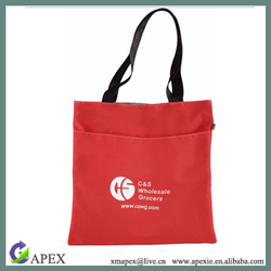 Cheap Fashion Cloth Bag With Logo Printing Washable Bag
