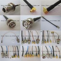 Wholesale/OEM RF Coaxial Cables AMC TO SMA RPBKJK 1.32 MM 336306-13-0200