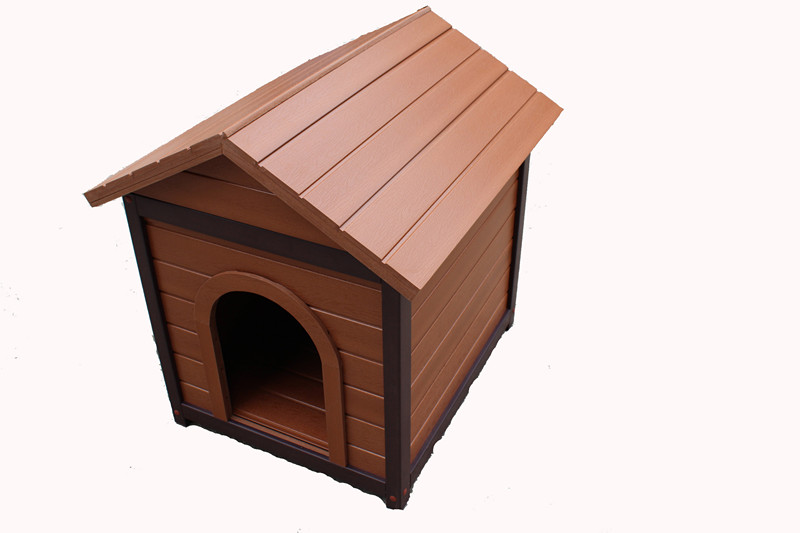 waterproof wood dog kennel dog house