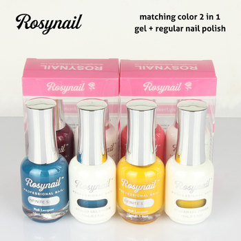 Factory price uv gel bling nails polish liquid glass nail Lacquer Varnish polish