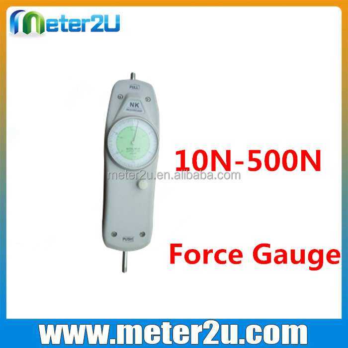 push pull testinstrument hand held force gauge