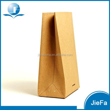 New Style New Arrival Wax Coated Paper Bag Food