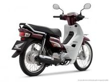 Motorcycle (Super Dream 110cc)