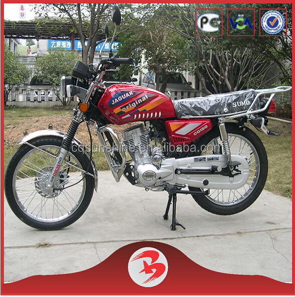 2014 New Best Selling Chongqing CG150 Motorcycle