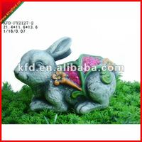 How To Decorate Home Garden Rabbit
